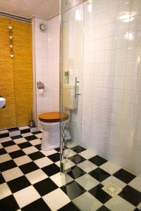 Eigen badkamer